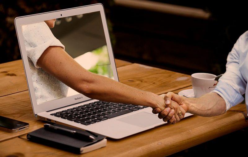 El presente y el futuro de las empresas está en Internet